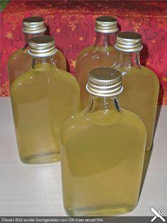 Zitronensirup (Basis für Limo)