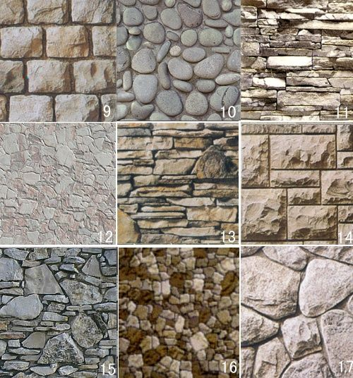 Faux+Stone+Siding+For+Homes | Faux Stone Siding For Homes | DrawGate_Materials_Colors