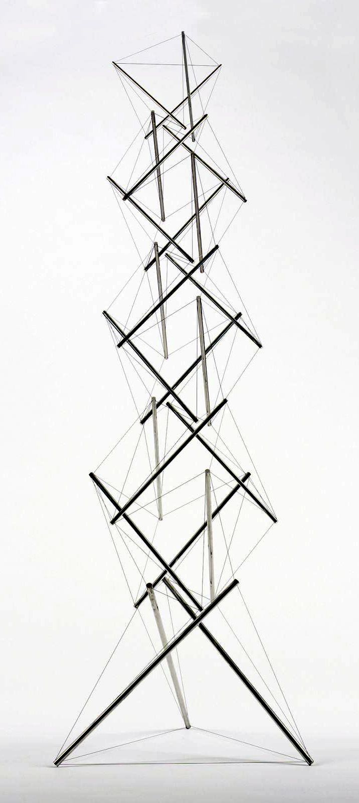 tensegrity structures and their application to architecture journals
