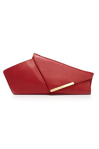 21 Awesomely Weird Bags You've Gotta See #refinery29, Badgley Mischka Alba Clutch, $295, available at Macy's.