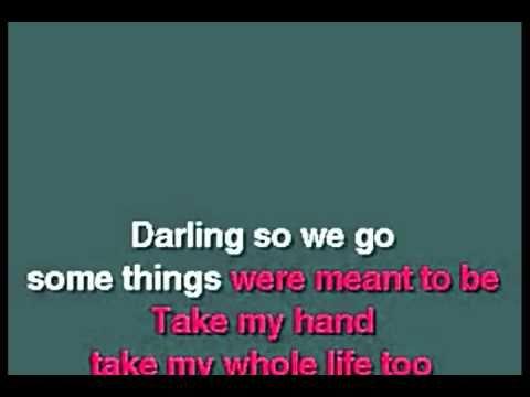Karaoke - Falling In Love With You - UB40