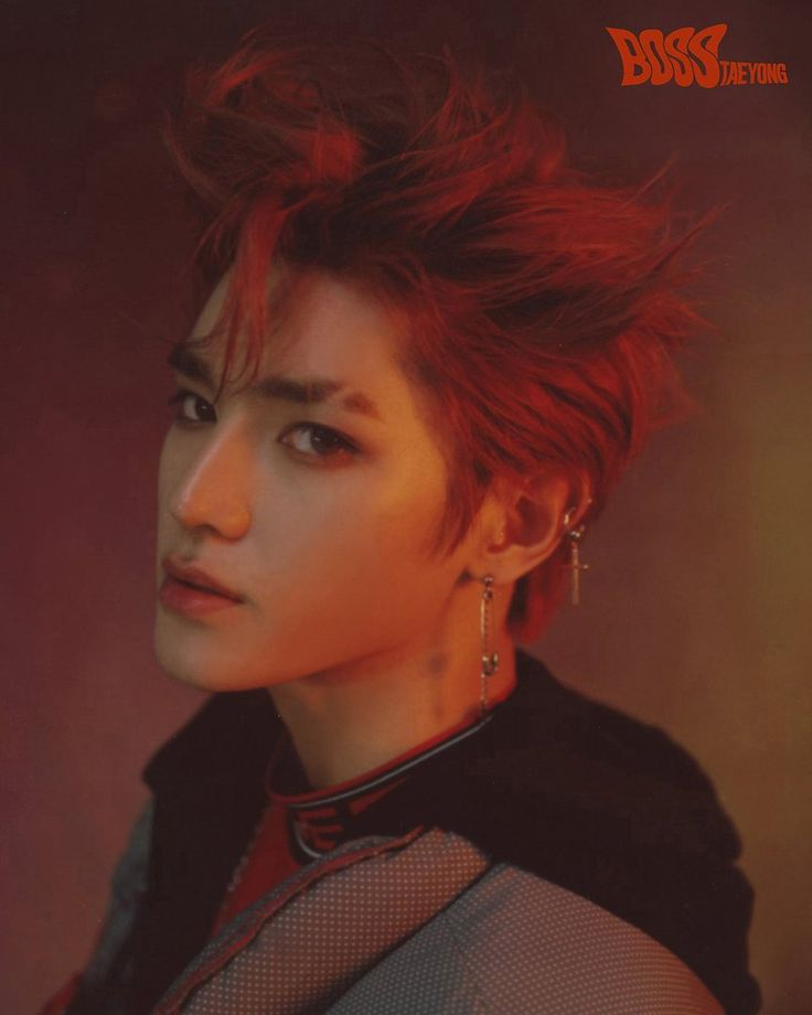 NCT Taeyong Why are u so hot sweetheart?