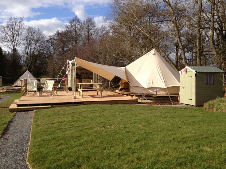 Best 25 canvas tent ideas on pinterest canvas camping for Canvas platform tents