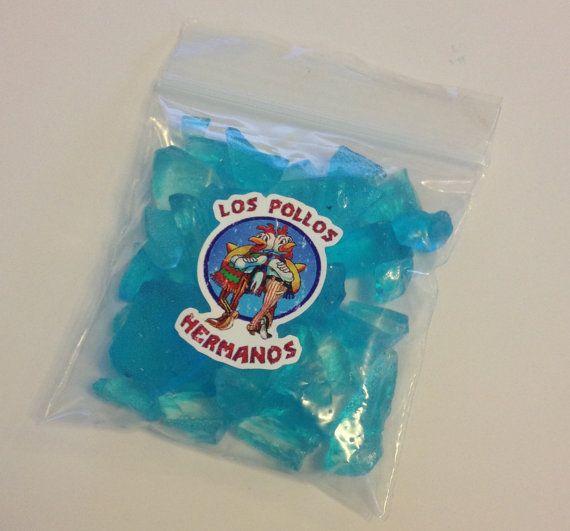 Breaking Bad Los Pollos Hermanos 30g Candy di TheRainbowSensation