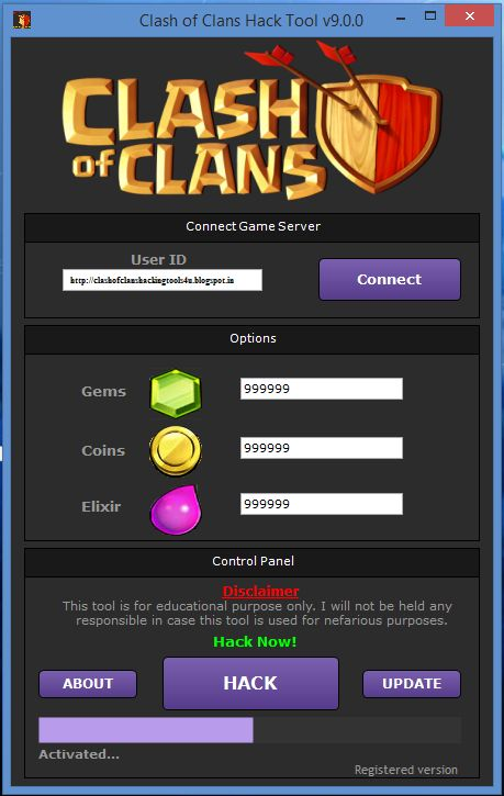 download coc hack tool maret 2016