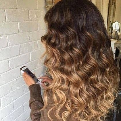 grafika hair, ombre, and beauty