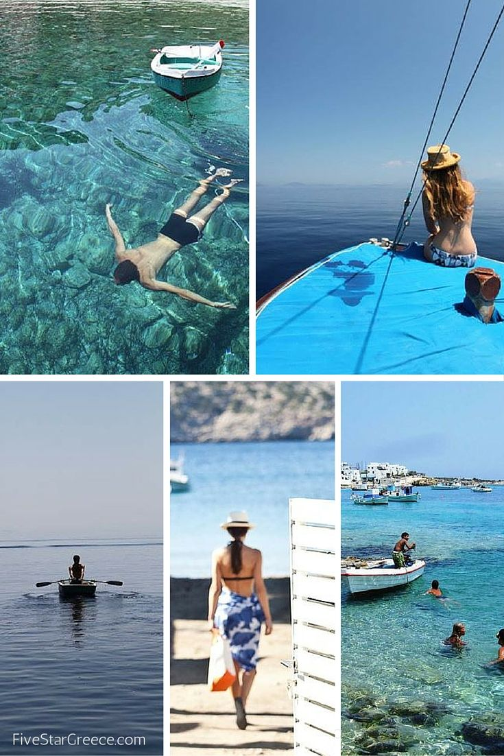 Travel the Greek Islands and experience island life & all it has to offer with #FiveStarGreece #LuxuryVillas #HolidayMatchmakers