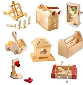 Woodworking Projects For Kids Kits | Woodworker Magazine