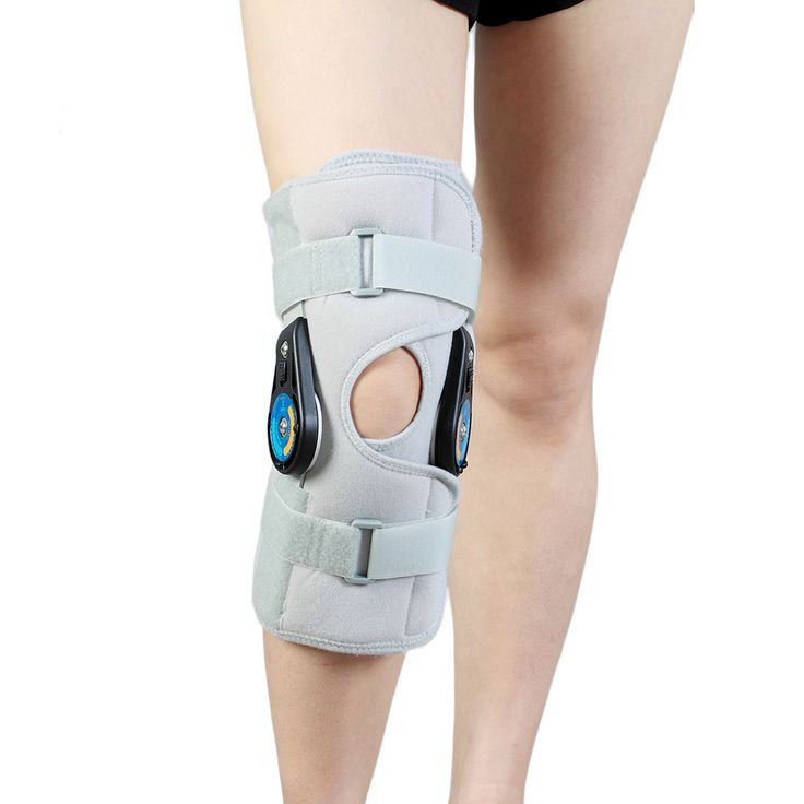 Health Care DLX + POST OP ORTHOPEDIC KNEE IMMOBILIZER ADJUSTABLE BRACE ACL Brace Support #Affiliate