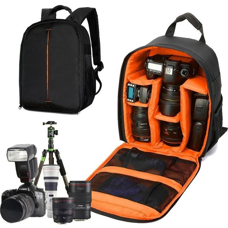 Small DSLR Camera Bag / Rain Cover for your equipment/ Great Gift ( Free Shipping)