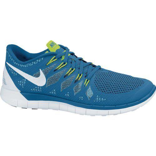 Nike Free 5.0 Men Laufschuhe military blue-white-polarized blue-midnight navy - 44 - http://on-line-kaufen.de/nike/44-eu-nike-free-5-0-642198-unisex-laufschuhe-2