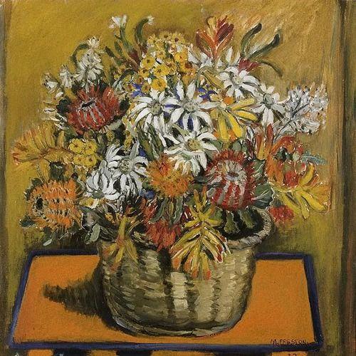 Margaret Rose Preston. Australian Painter, Printmaker (1875 - 1963)
