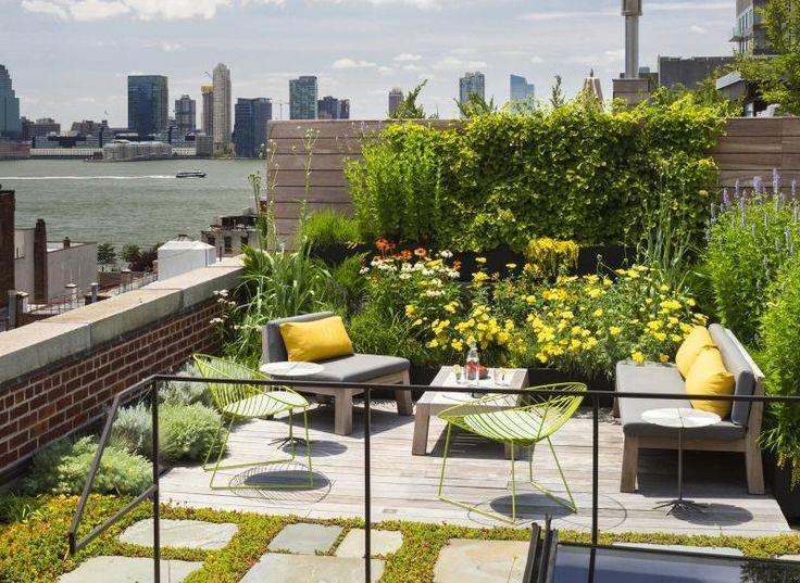 Les 25 meilleures idées concernant jardin en plein soleil sur ...