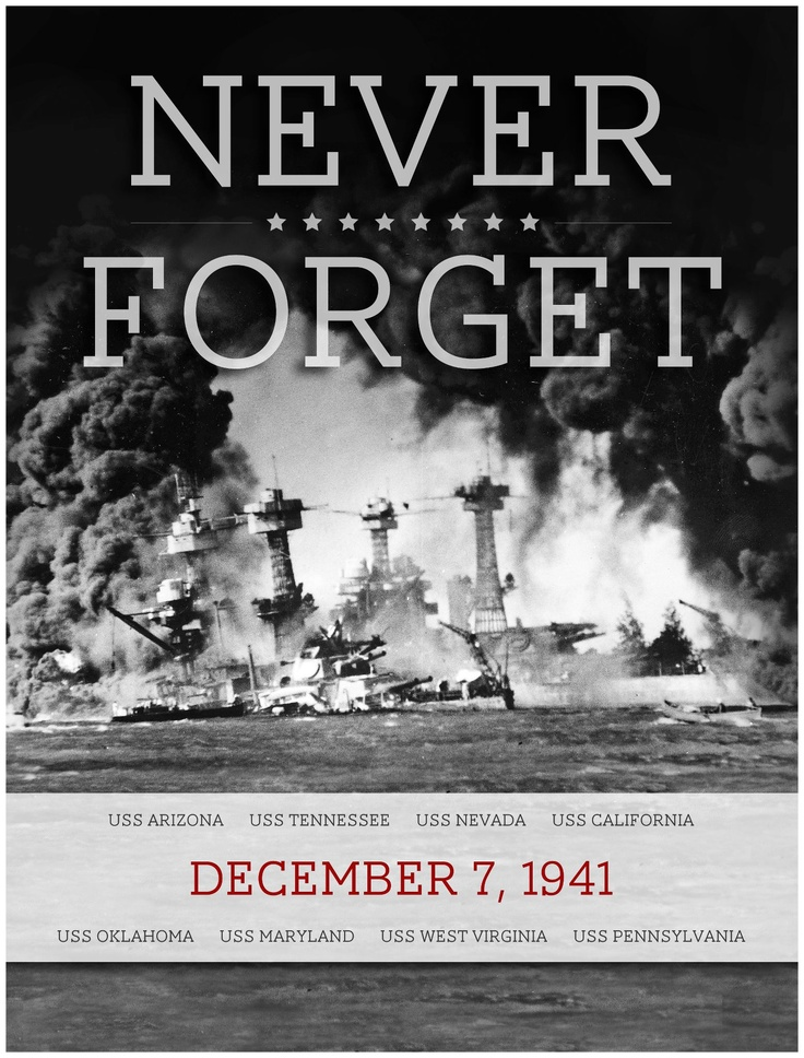 the tragic event of the japanese surprise attack on pearl harbor in 1941 Here are 10 quotes regarding the tragic loss of lives at pearl harbor pearl harbor remembrance day quotes: 10 the japanese attack on pearl harbor.