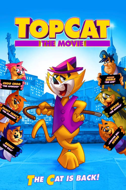 Top Cat Hollywood Hindi Dubbed Https Www Letswatchonline Com Movies Top Cat Hollywood Hindi Dubbed Cat Top Cat Movie Movies