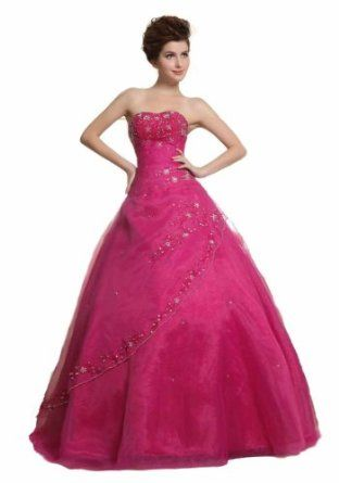 Faironly M25 Formal Prom Dress,