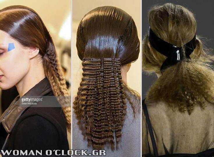 Οι Νέες Τάσεις στα Μαλλιά Φθινόπωρο Χειμώνας 2015-2016 | Woman Oclock