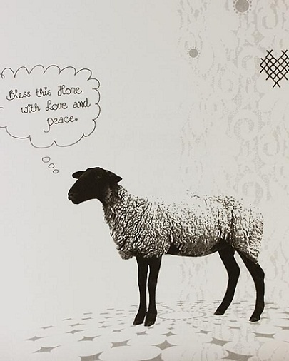 Wallpaper Sheep