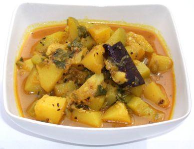 Zucchini Subji
