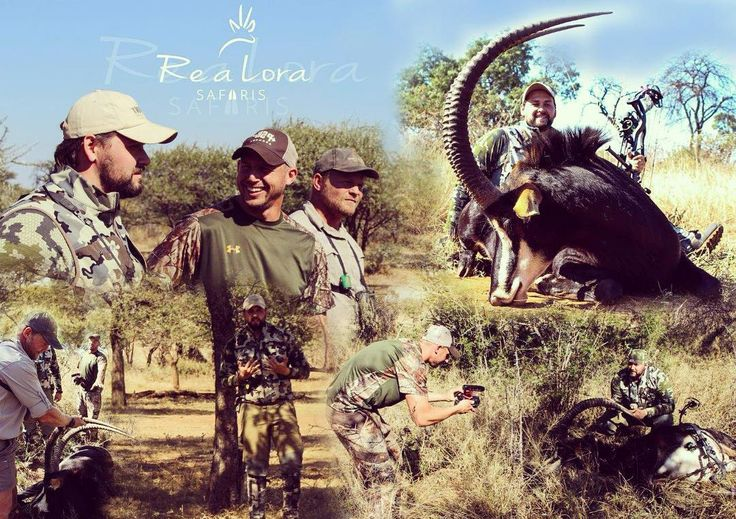 """On this Friday we look back on this amazing Sable hunt with @lancelacaze and Robert Leavines of @archeryquesttv this surely was a day that we will never forget !! Congrats on this amazing trophy Lance.. ~ Re a Lora Safaris """"where you arrive as guest but leave as friends """"  #bowhunting #bowhunter #bowhunt #hunt #hunter #hunting #huntingsafari #huntingtrip #lifeofahunter #liveforthehunt #africahunting #huntingsafari #sablehunting #trophyhunt #trophyhunter #trophyhunting…"""