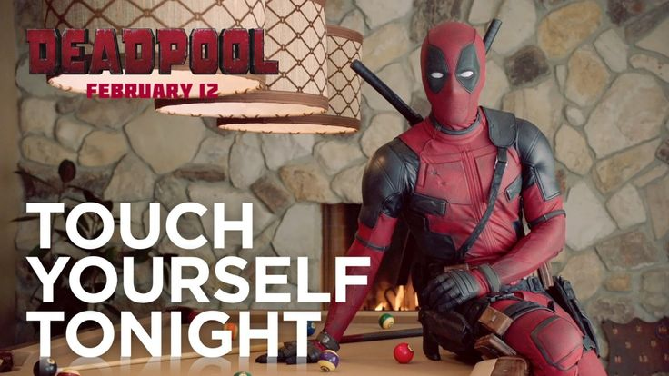 Deadpool Hands Over a Breast Cancer PSA Encouraging Important Self-Examinations