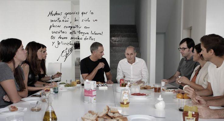 """""""Hoy desayunamos con arquitecturayempresa"""""""