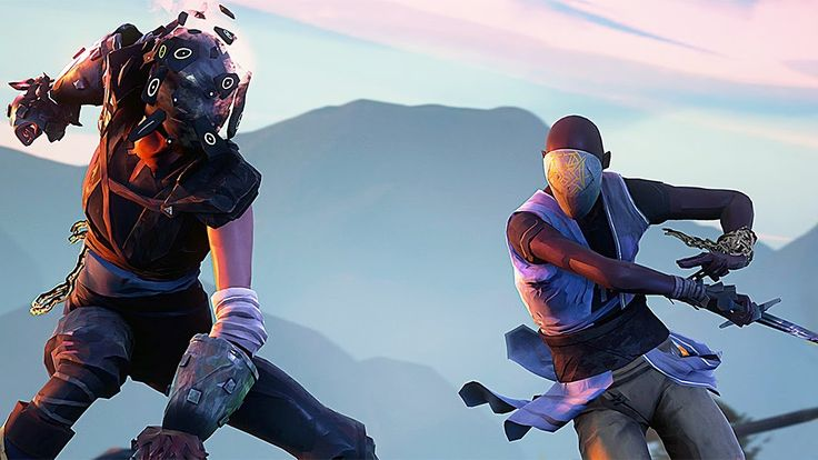 Absolver Combat Gameplay Trailer (PS4/PC)