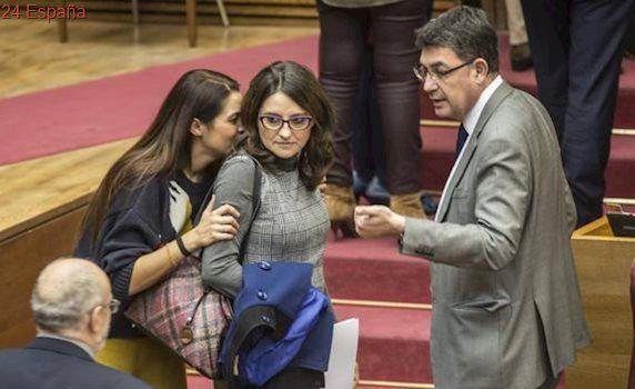 El PP pide la comparecencia de Oltra, Morera y Mollà en la comisión del Senado sobre financiación