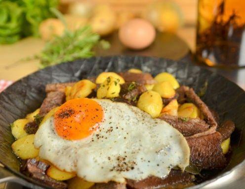 Tiroler Gröstl Rezept