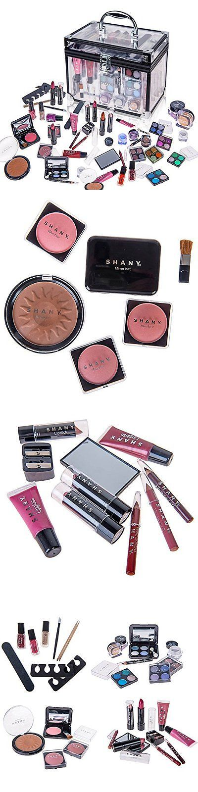 Makeup Sets and Kits: Complete Full Beauty Cosmetic Makeup Starter Kit Set Beginner Newbies Girls Box -> BUY IT NOW ONLY: $49.61 on eBay!