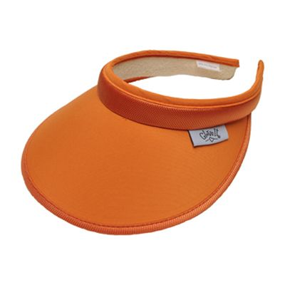 Love golf accessories? Here's our Solid Orange Glove It Ladies Solid Visor! Check out more of these at #lorisgolfshoppe lorisgolfshoppe.com