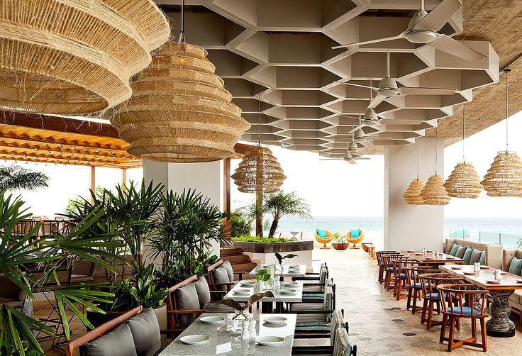 5 hoteles en el caribe los lugares natural y arquitectura for Arquitectura de hoteles