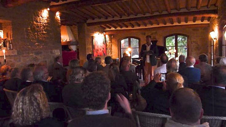 PRIVATE CONCERT AT VALDONICA´S MEDIEVAL MANOR HOUSE