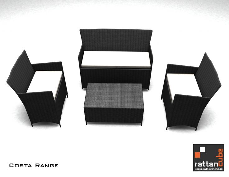 4 seat outdoor furniture set made form polly rattan suitable for the Irish  climate all year round. 24 best Outdoor furniture   Decor images on Pinterest   Outdoor