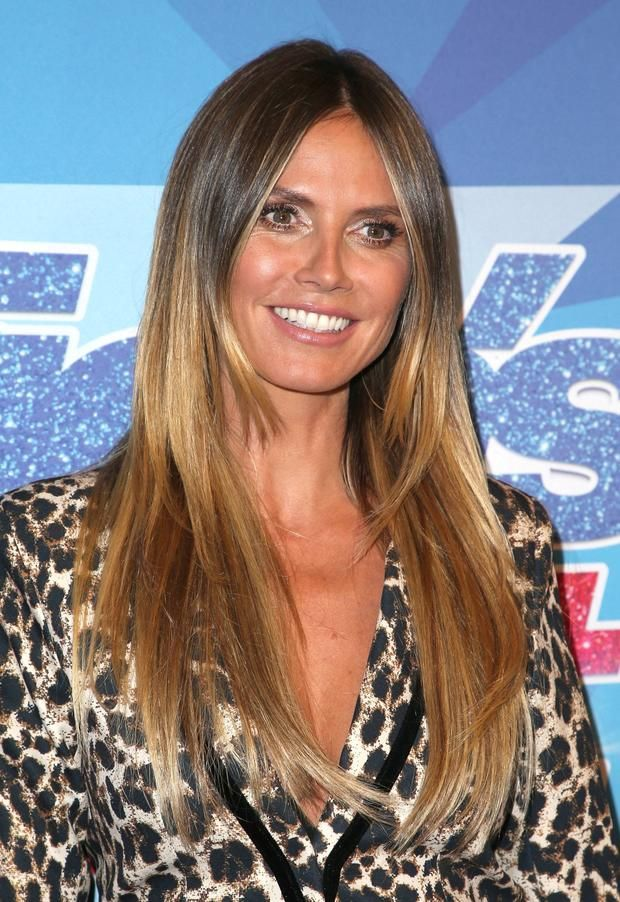 After separating from Vito: Heidi Klum super happy at donation gala for hurricane victims