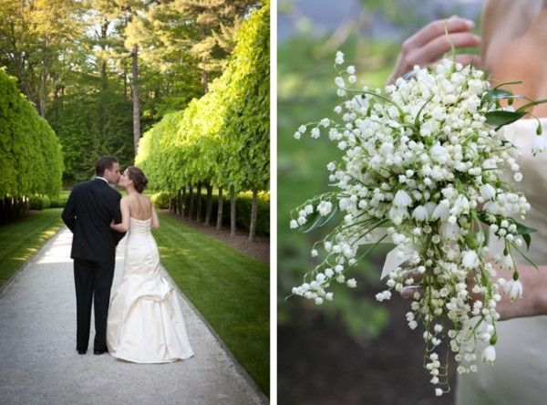 Lily Of The Valley Wedding Bouquet: Lily Of The Valley Wedding Bouquet