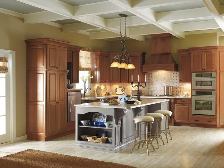 Is Mixing Kitchen Cabinet Finishes Okay Or Not: Mix And Match Your Kitchen Cabinet Finishes For A Bold