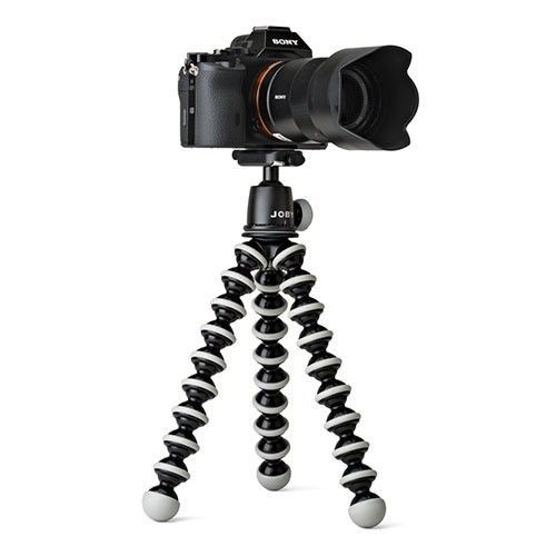 Camera Tripod for DSLR and Mirrorless Cameras Portable Lightweight Flexible  #JOBY