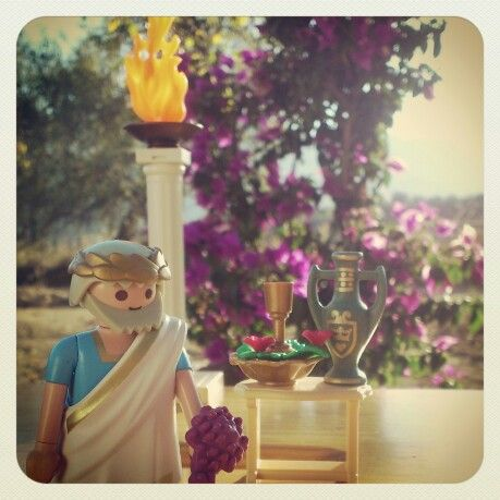 Epicuro by Elenita Click #playmobil #playmobillove