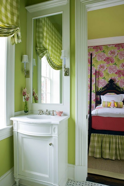 green bathroom cabinets 1000 ideas about lime green bathrooms on lime 13016