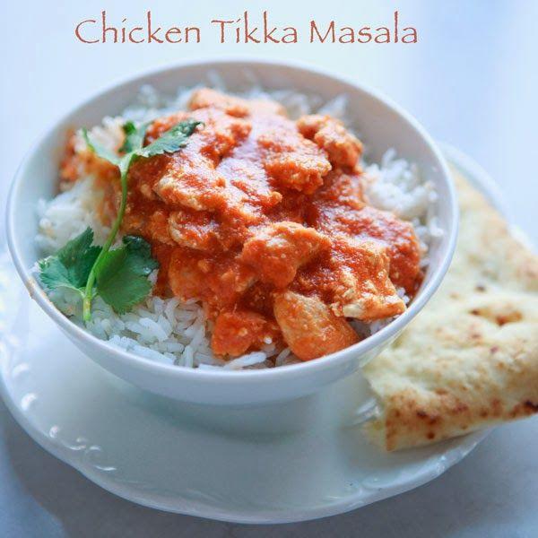 how to make tikka masala at home