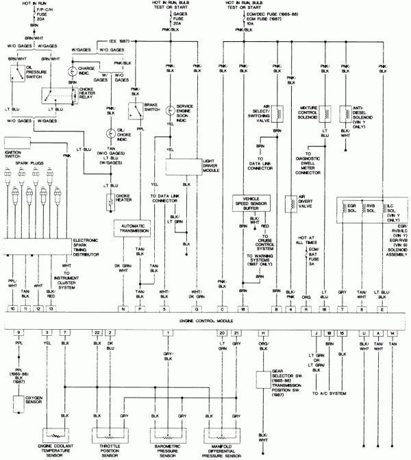 Oldsmobile Electrical Wiring Diagrams