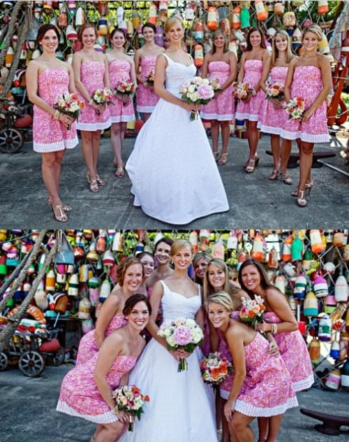lilly bridesmaid dresses - it's happening