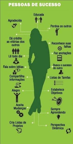 Pessoa de sucesso