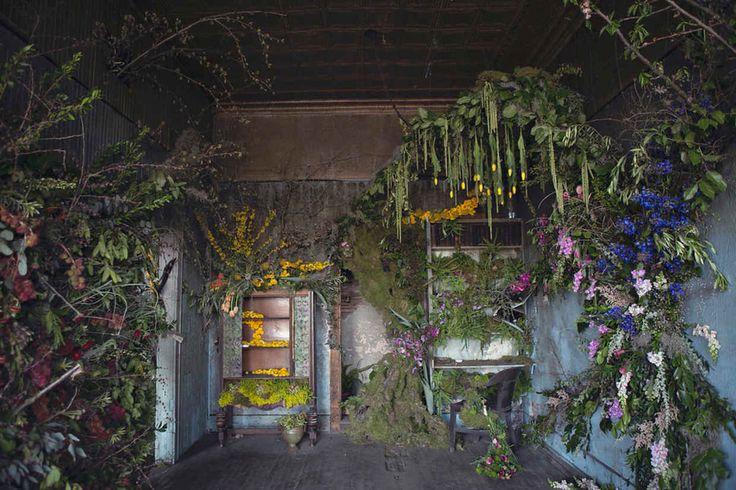 Image Credit: Flower House