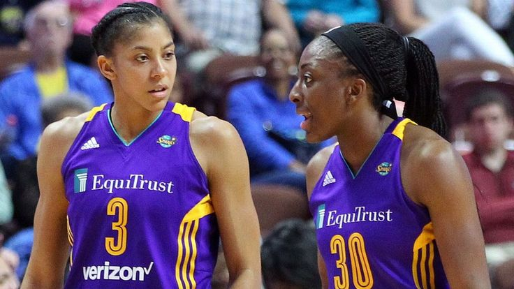 Los Angeles' Candace Parker and Nneka Ogwumike, as well as MVP front-runner Sylvia Fowles of Minnesota, headline espnW's All-WNBA first team, a post-heavy list that doesn't include the league's leading scorer.