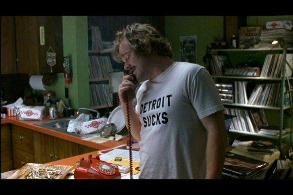 """Philip Seymour Hoffman - Almost Famous - """"Detroit Sucks ..."""