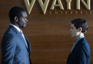 """WILL LUCIUS FOX RETURN? The Wayne Enterprises tech-spert who pointed Bruce in the direction of his father's subterranean secret will be back.Played by Chris Chalk, """"He becomes another person who's going to help Bruce on his journey to find out what happened to his parents and what his parents were doing,"""" says EP John Stephens, """"and also his journey to manhood and Batman-hood. When you think about the different poles of who Batman is, he's a great fighter, andhe gets that from Alfred. He's…"""
