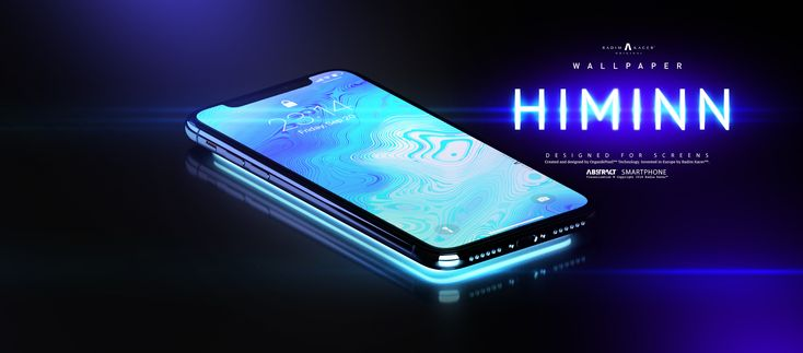 Himinn Original Abstract Wallpaper for Smartphone. www.radimkacer.co... #Wallpap... | Abstract HD Wallpapers 4