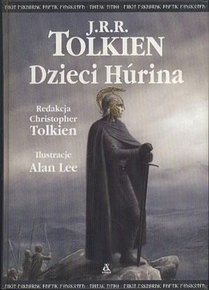 Dzieci Hurina, J. R. R. Tolkien, Amber, 2007, http://www.antykwariat.nepo.pl/dzieci-hurina-j-r-r-tolkien-p-13166.html